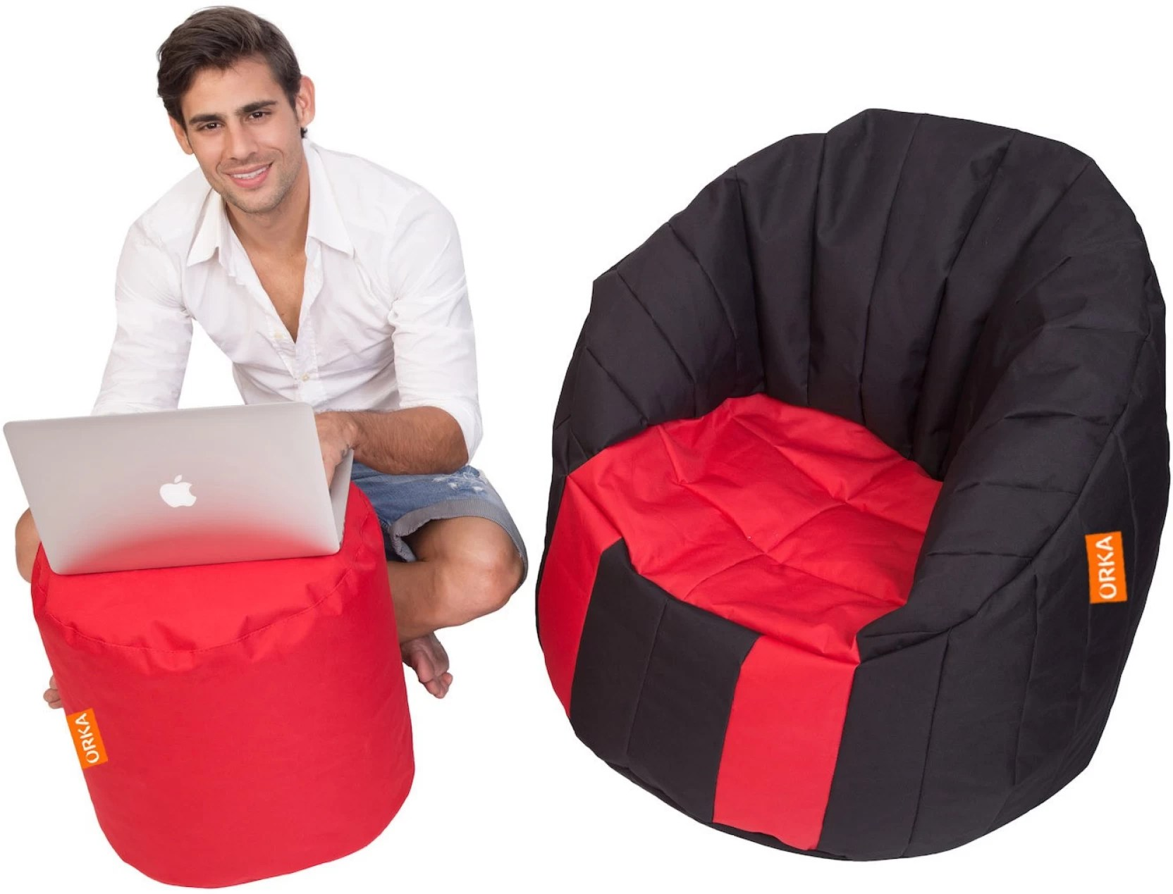 Bean Bags Chair Orka Bean Bags Xxxl Chair Without Beans